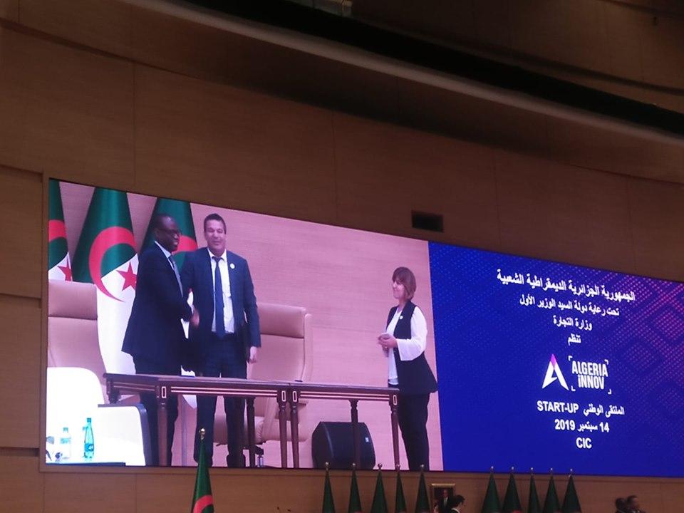 Algérie adhère smart africa