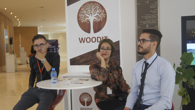 woodit startup