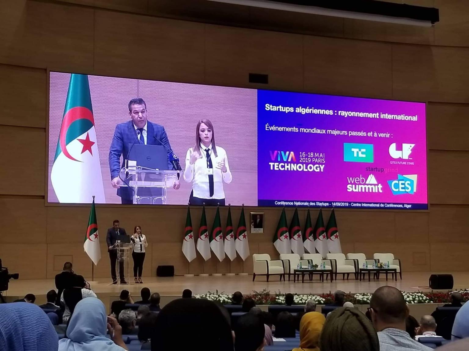 algeria innov conference de startup
